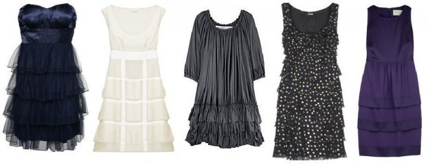 dress-tiered